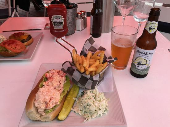 Patio American Grill: Lobster Roll
