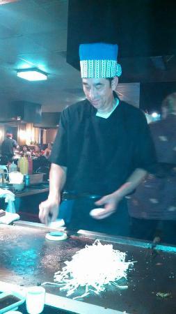 Hakata Japanese Steak House: Ask for Adam