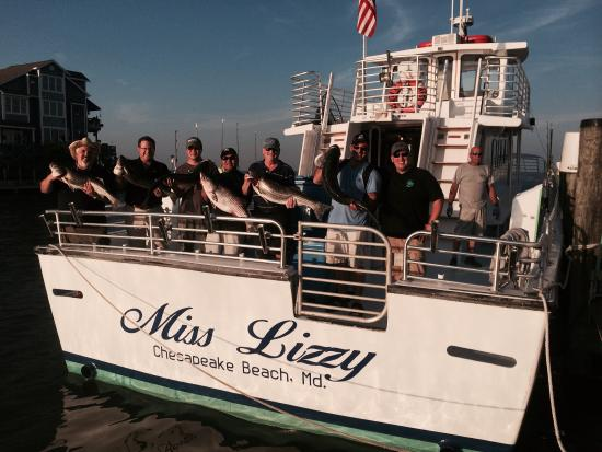 ‪Miss Lizzy Fishing Charters‬