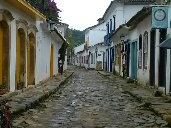 Paraty Historic Centre