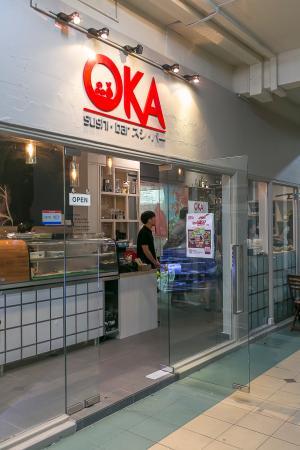 Oka Sushi - Bar