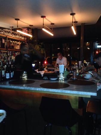 Photo of Mediterranean Restaurant Bar Bolonat at 611 Hudson St, New York, NY 10014, United States