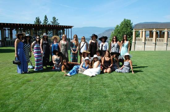 West Kelowna, Canadá: Beautiful Mission Hill Estate Winery