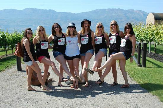 West Kelowna, Canadá: Fun at Mission Hill Estate Winery!