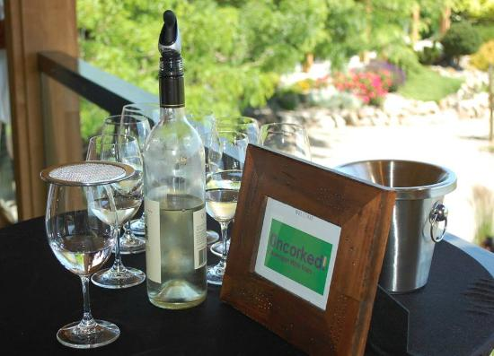 West Kelowna, Canadá: Quails Gate Winery Welcoming Uncorked