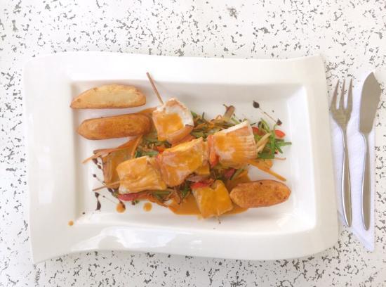 Restaurant Rio Verde: Muy buen timing y sazón. Presentación impecable y atención de primera