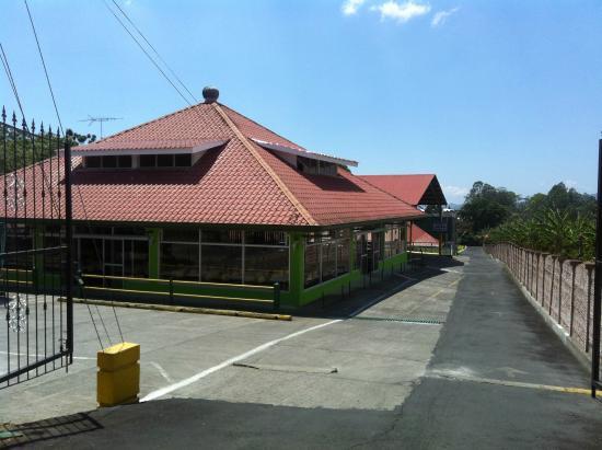 Hotel Villas los Ranchos: Restaurante 250 personas