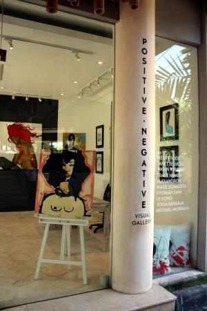 Positive Negative Visual Gallery