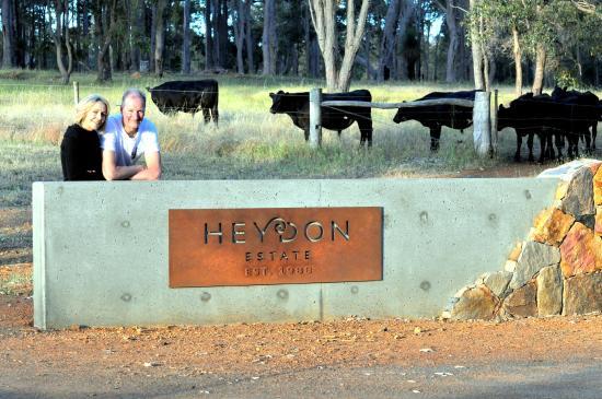 Heydon Estate