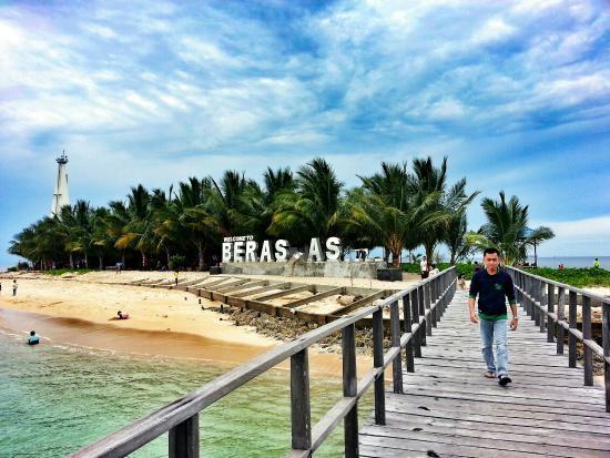 Beras Basah Beach