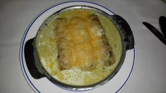 Enchiladas Especiales Tacuba Style Recipe — Dishmaps