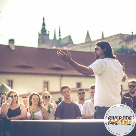 ‪Prague Riverside Parties‬