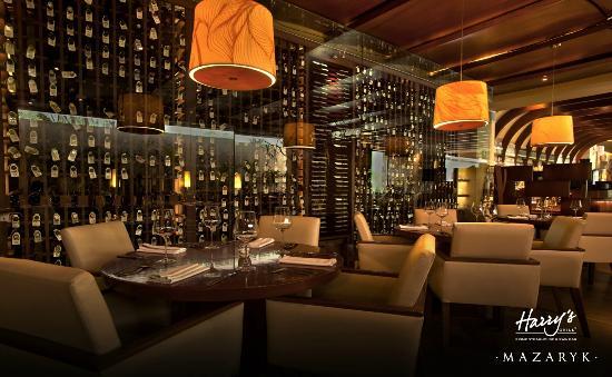 Harry's Steak House Polanco: Interior