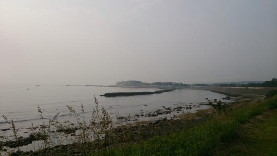 Marine Side Spataneichi: ホテル目の前に広がる絶景