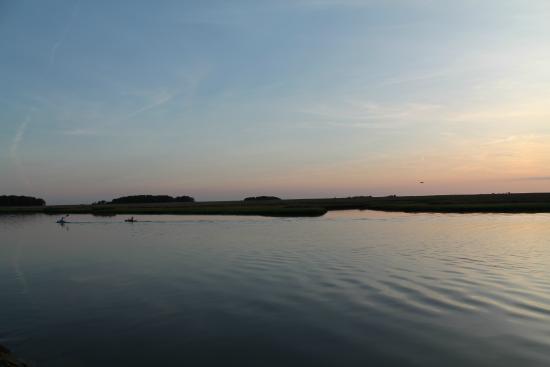 Janes Island State Park Campsites