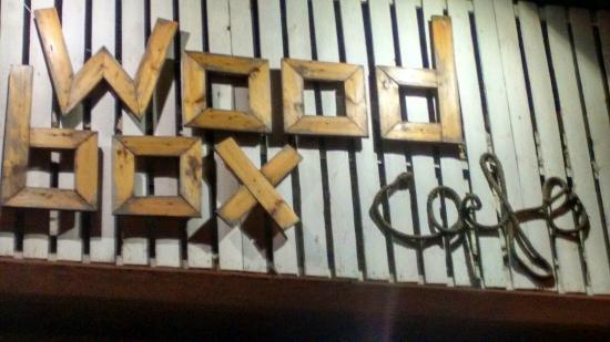 Wood Box Café