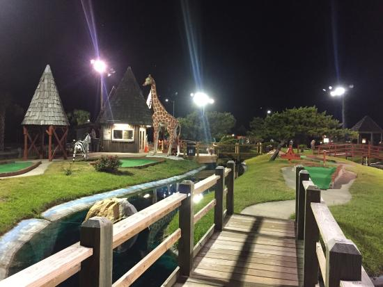River Country Mini Golf