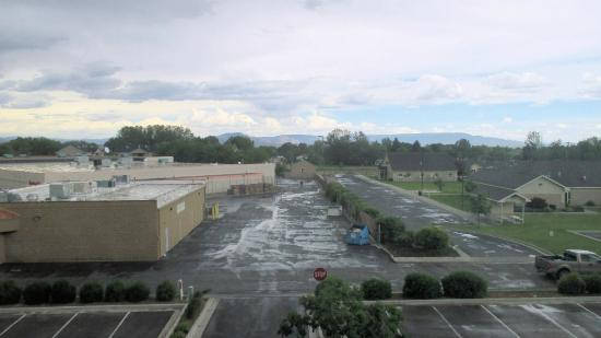 SpringHill Suites Vernal : View from room