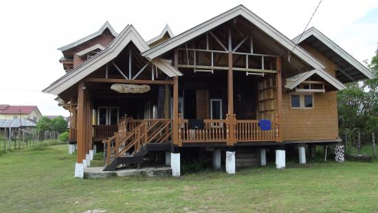 The Sapo Belen Lodge