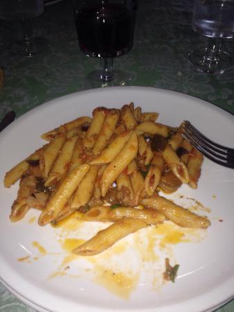Agriturismo Canalicchio: Deliciosa comida en un hermoso lugar