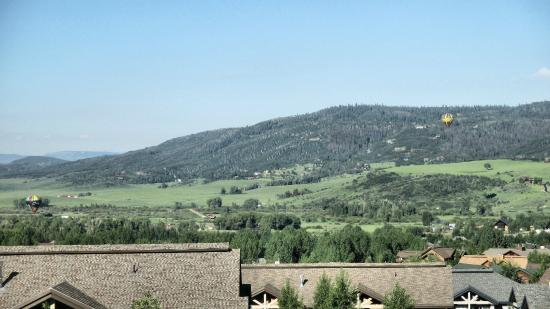 The Inn at Steamboat: View