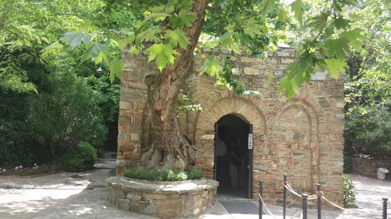 St John Burial Site In St John Basilica Picture Of
