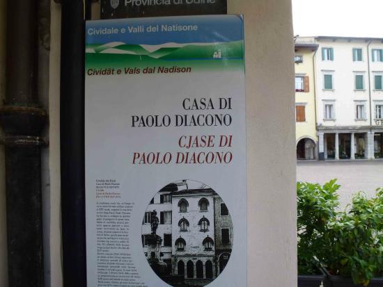 La Casa di Paolo Diacono