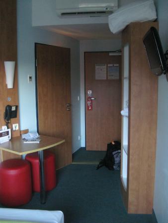 B&B Hotel Hamburg-Altona : Einzelzimmer