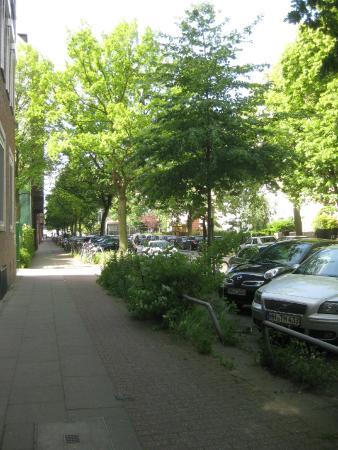 B&B Hotel Hamburg-Altona: Direkte Umgebung (Schützenstraße) 2