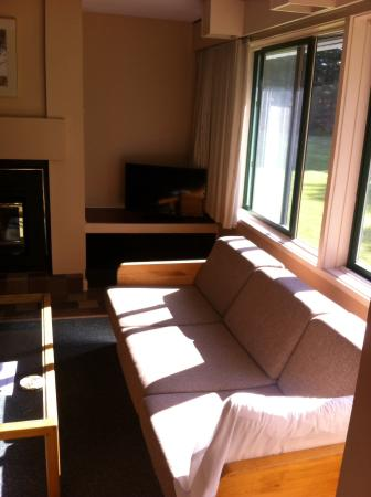The Village Green at Stowe: Living area