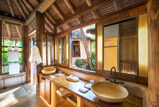 The naka island a luxury collection resort spa phuket for Bathroom design company thailand