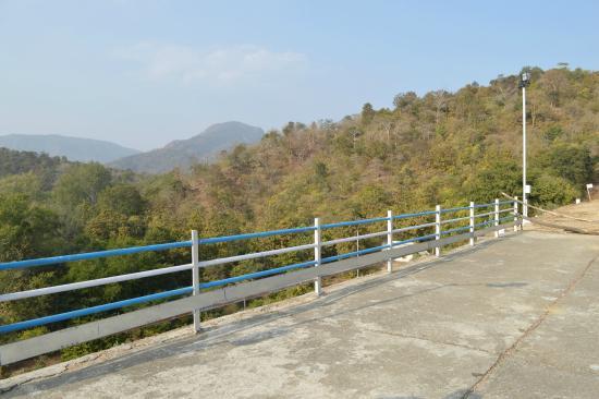 Mehsana, อินเดีย: Dharoi Dam