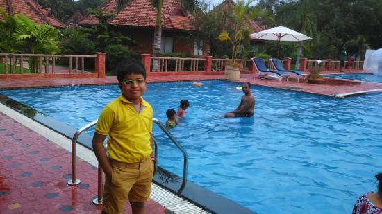 Swimming Pool Picture Of Club Mahindra Poovar