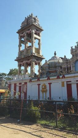 Munneshwaram Hindu temple: Munneswaram Temple View - Outside