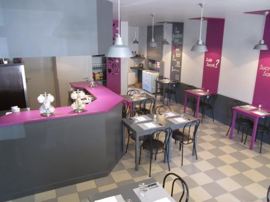 Au Deli'S Bar : Au Déli's Brasserie