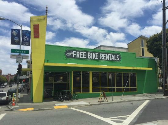 Basically Free Bike Rentals