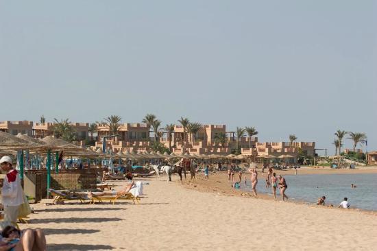 Shams Safaga: Beach