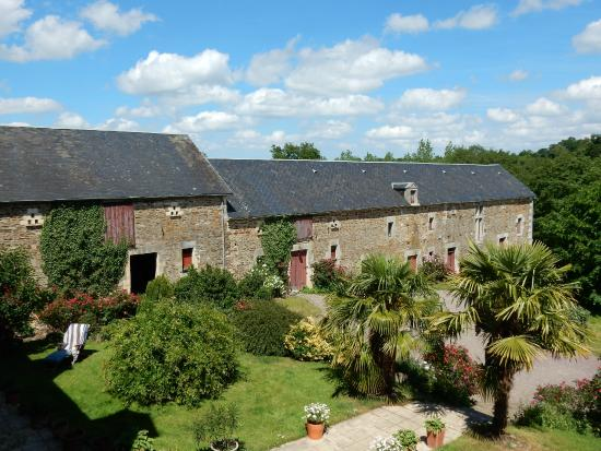 Saint-Louet-sur-Seulles, Francia: outbuildings