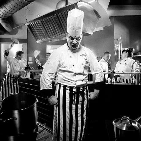 Chef's: Chef Victor in Action