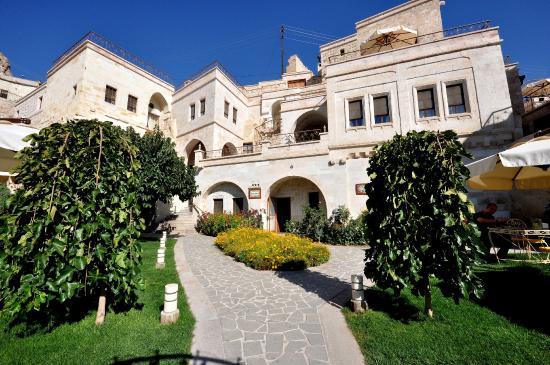 Tafoni Houses