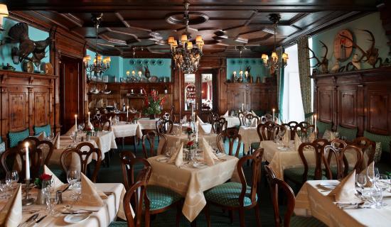 Gourmetrestaurant Zirbelzimmer