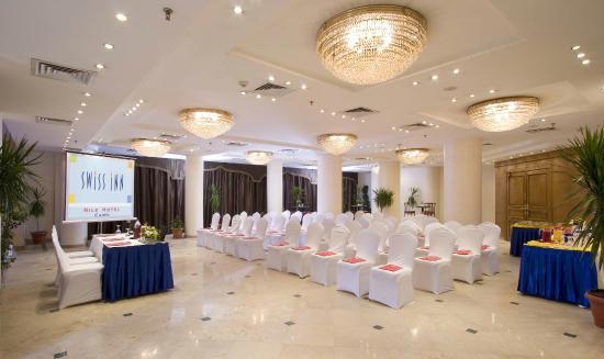 Swiss Inn Nile Hotel, hoteles en Giza