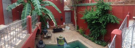 Les jardins D'henia