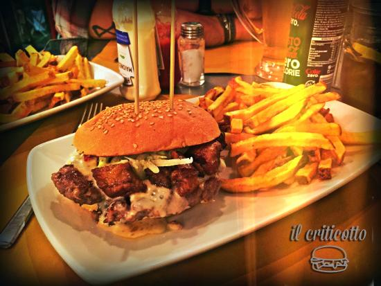 Single burger milano tripadvisor