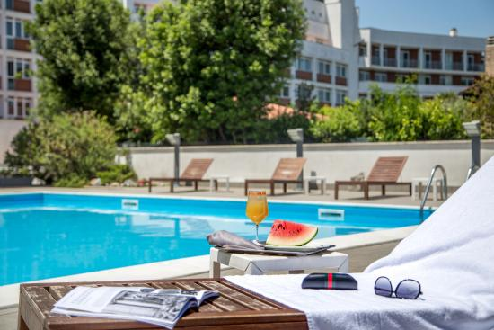Hotel Capannelle: PISCINA