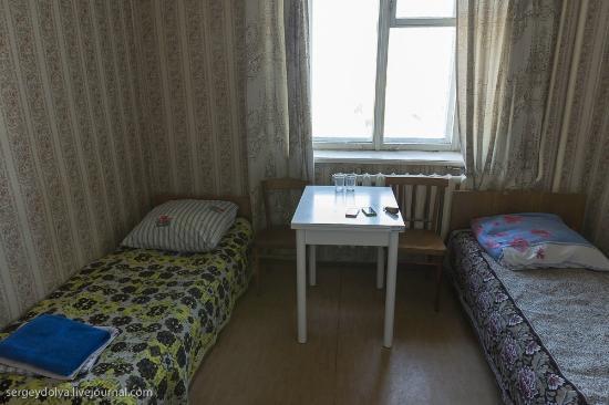 Khatanga, Russia: Номера от двухместных до четырехместных