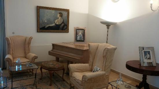 Weizmann House: Casa de Jaim Weitzman
