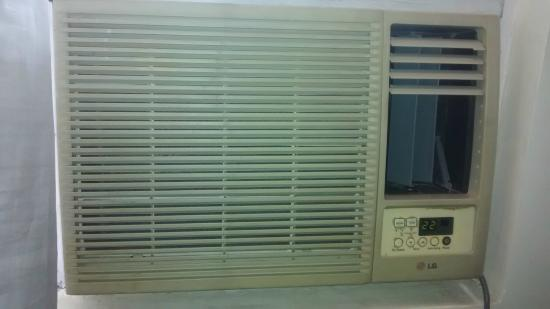 Star Regency : Old AirConditioner  (hardlyWorking)