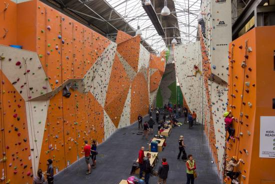 Reading Climbing Centre