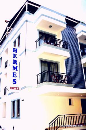 Hermes Hotel : OTEL ÖN CEPHE